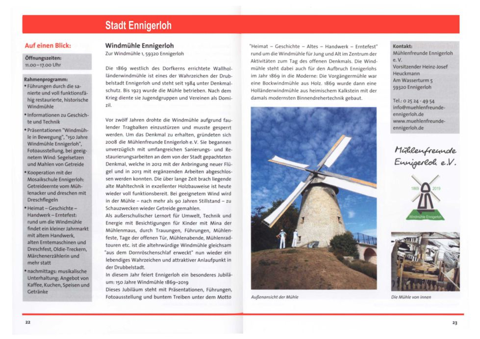 Windmühlenbau: Geschichte Windkraft Windrad Heimat /& Entwicklung der Mühlen
